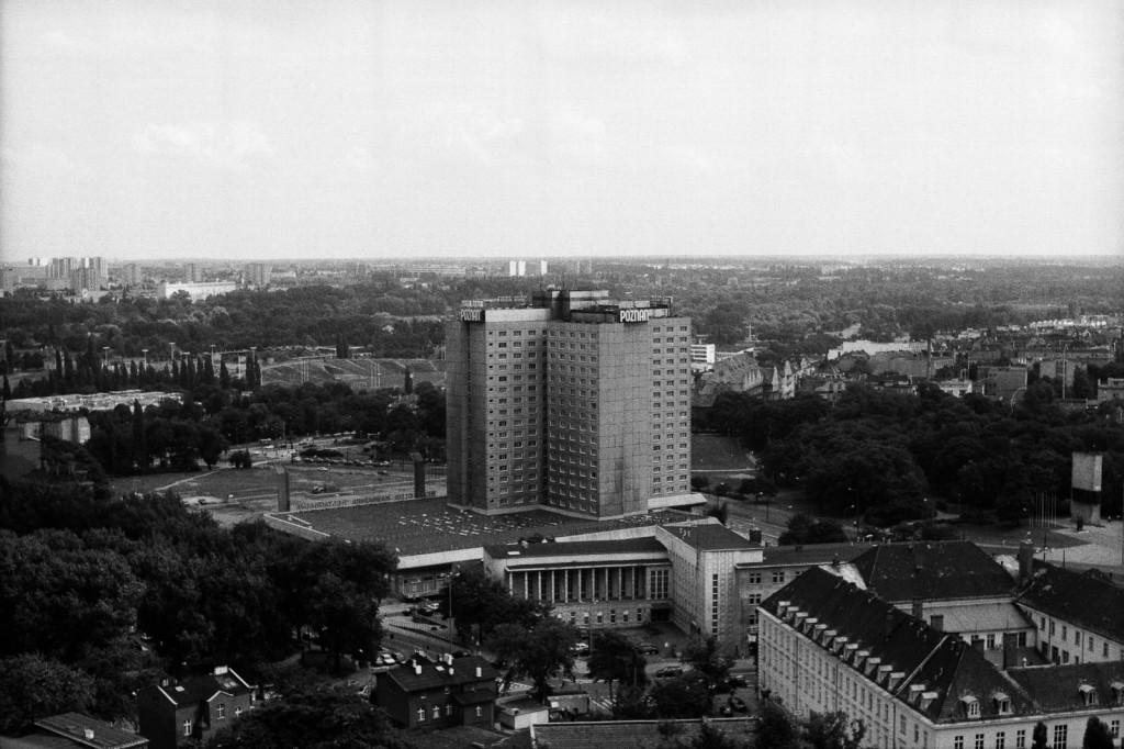 Widok Poznań 1998r.
